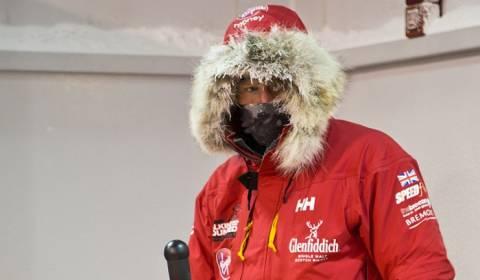 Ο Βρετανός πρίγκιπας στο ρωσικό σταθμό της Ανταρκτικής