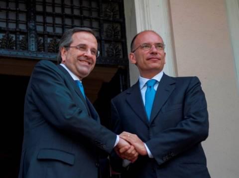 Ενρ. Λέτα: Θα ψήφιζα Σαμαρά για πρόεδρο της ΕΕ