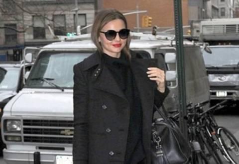 Ποιο είναι το style icon της Miranda Kerr;