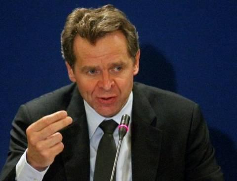 Tόμσεν: Όχι οριζόντια μέτρα αλλά επιμονή στα διαρθρωτικά