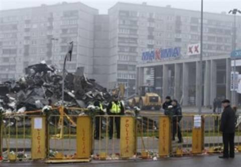 Τριήμερο πένθος στη Λετονία για την τραγωδία στο σούπερ μάρκετ