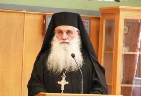 Ενθρονίστηκε ο νέος μητροπολίτης Αργολίδας Νεκτάριος