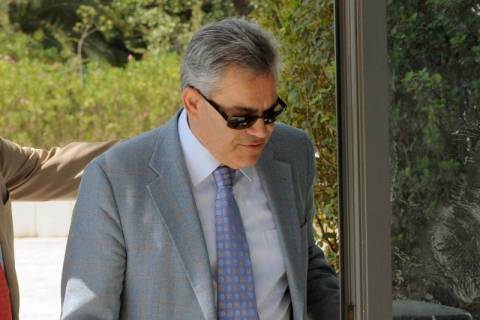Η βόλτα του Μαντέλη στην Αθήνα πριν κάτσει στο σκαμνί