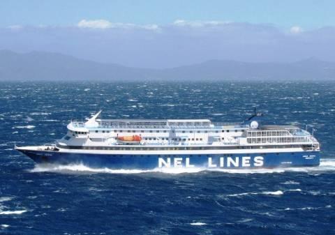 Αδυναμία προσέγγισης επιβατικού πλοίου στη Κίμωλο λόγω καιρού