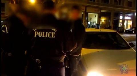 «Ξένιος Ζεύς»: 31 συλλήψεις στο κέντρο της Αθήνας