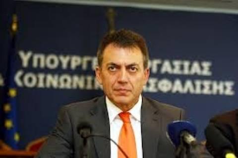 Γιάννης Βρούτσης: Πρόστιμα 6 εκατ. ευρώ για την αδήλωτη εργασία