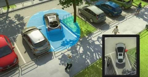 Valeo: Κάμερες για περιμετρικό έλεγχο αυτοκινήτων