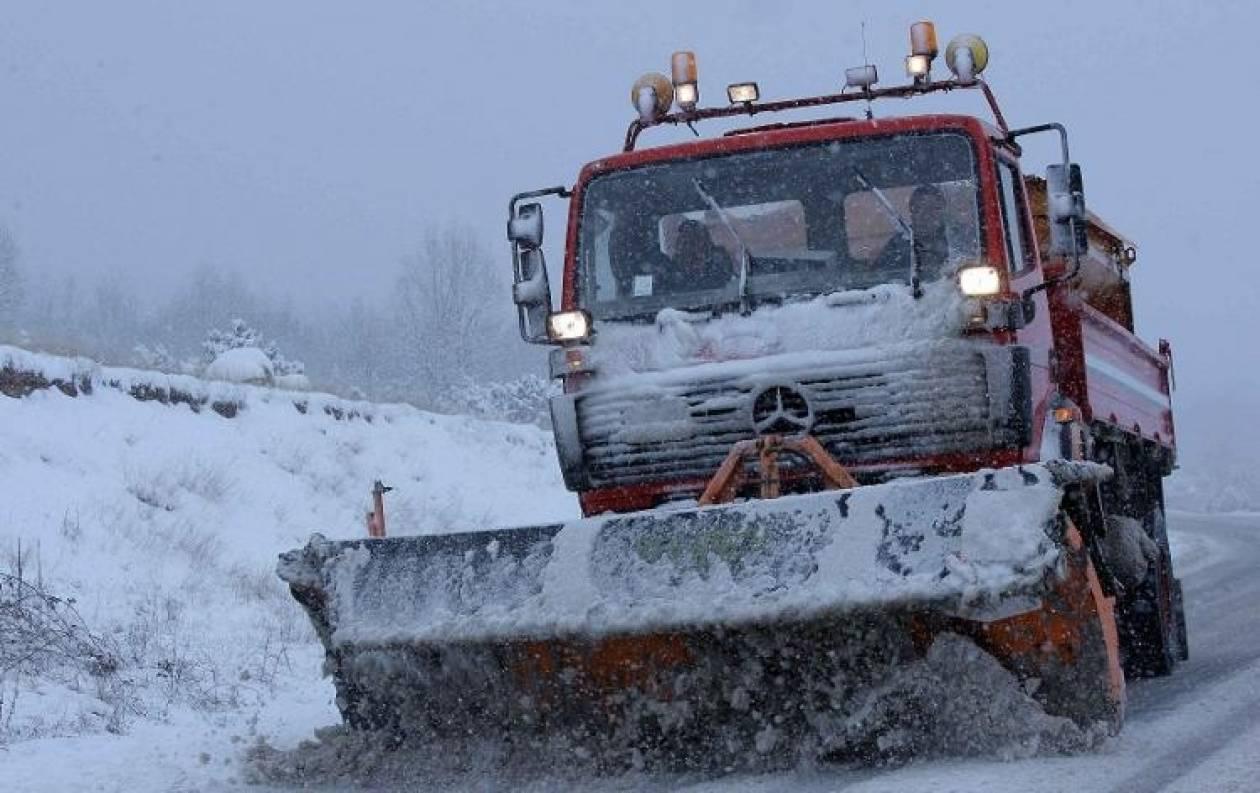 Στους 30 πόντους έφτασε το χιόνι στα ορεινά του Νομού Τρικάλων