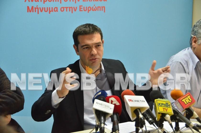 Αλέξης Τσίπρας: Να αποσύρετε την επίμαχη τροπολογία για τα φάρμακα