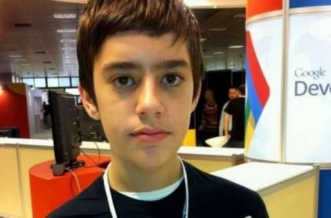 Νίκος Αδάμ: Ο 12χρονος προγραμματιστής που εμπνέει με το ταλέντο του