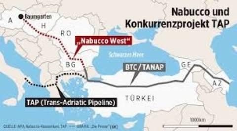 ΥΠΕΚΑ: Συνάντηση για τον αγωγό φυσικού αερίου TAP