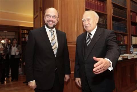 Παπούλιας:Η Ελλάδα έκανε το καθήκον της-Σειρά των εταίρων τώρα!