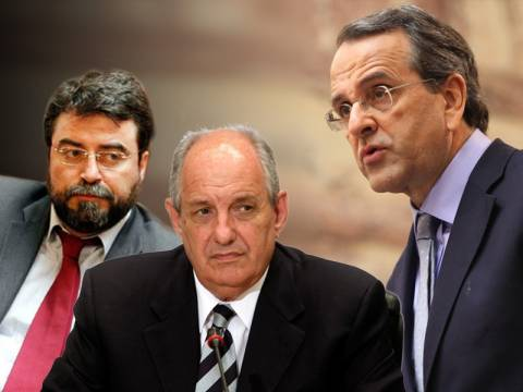 Οι «εφεδρείες» του Αντώνη Σαμαρά δυναμιτίζουν το πολιτικό σκηνικό
