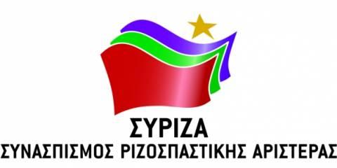 ΣΥΡΙΖΑ: Σε πανικό και ανασφάλεια ο Βενιζέλος για τα υποβρύχια!