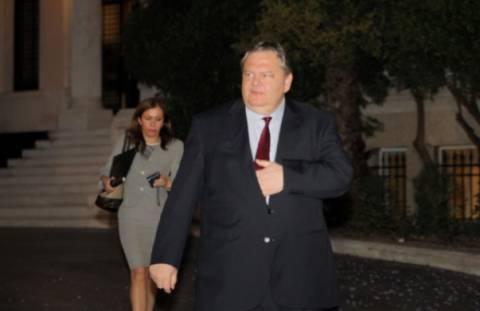 Βενιζέλος:Απροσδόκητα εντυπωσιακή η συνάφεια του ΣΥΡΙΖΑ με συμφέροντα