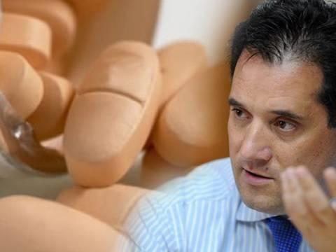 Ο Άδωνις «σκοτώνει» την ελληνική φαρμακοβιομηχανία