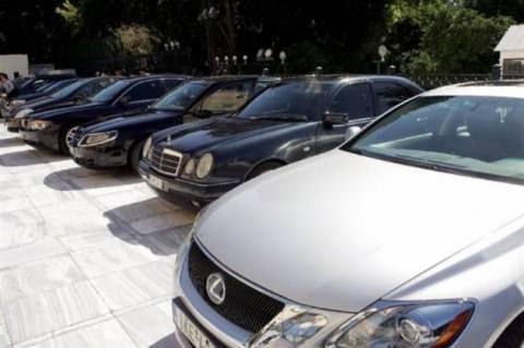 Πάρκαραν παράνομα στο πάρκινγκ της Βουλής