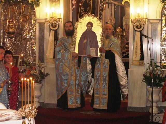 Η Σπάρτη τίμησε τον Πολιούχο της Όσιο Νίκωνα (pics)