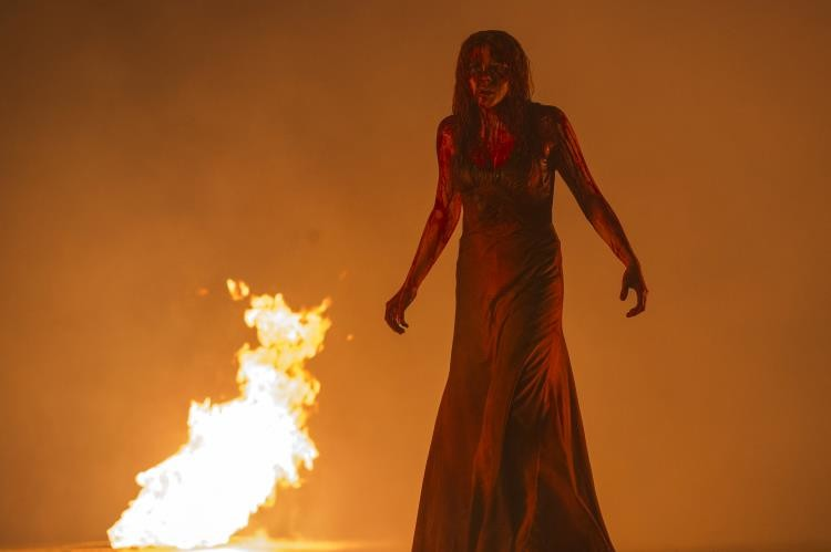 Carrie: Θα μάθεις το όνομά της