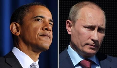 TIME: Υποψήφιοι Πούτιν-Ομπάμα για τον τίτλο «Άνθρωπος της Χρονιάς»