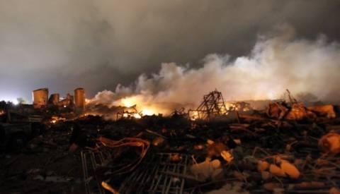 Έξι νεκροί από έκρηξη κοντά σε πυρηνικό εργοστάσιο