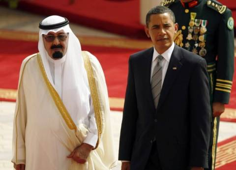 Ομπάμα και βασιλιάς Αμπντάλα μίλησαν για το Ιράν