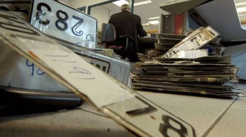 Σημαντικές αλλαγές στο σύστημα κατάθεσης πινακίδων