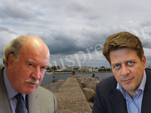 Ανωμερίτης και Βαρβιτσιώτης άφησαν το λιμάνι του Πειραιά χωρίς φάρο!