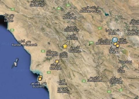 Τουλάχιστον επτά νεκροί από τον σεισμό στο Ιράν