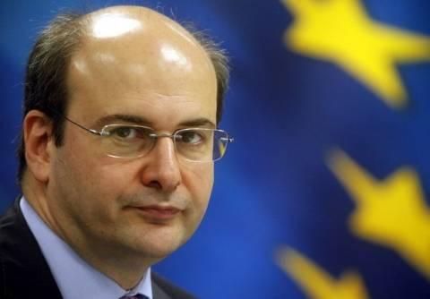 Χατζηδάκης:Οι τράπεζες να είναι σύμμαχοι των Ελλήνων εξαγωγέων