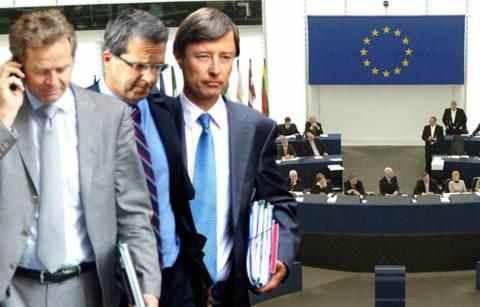Τρεις εβδομάδες σε Τρόικα και Κράτη για απαντήσεις στο Ευρωκοινοβούλιο