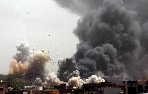 Λιβύη: Τουλάχιστον 40 νεκροί από έκρηξη σε αποθήκη πυρομαχικών