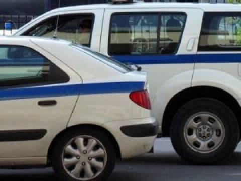 Στην ακινησία τα αυτοκίνητα της Αστυνομίας στην Λέσβο