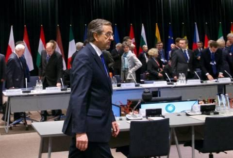 Σαμαράς: Η πόρτα της Ε.Ε. πρέπει να μείνει ανοιχτή προς την Ουκρανία