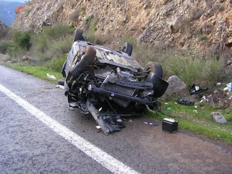 Αυξήθηκαν κατά 3,2% οι νεκροί από τροχαία ατυχήματα