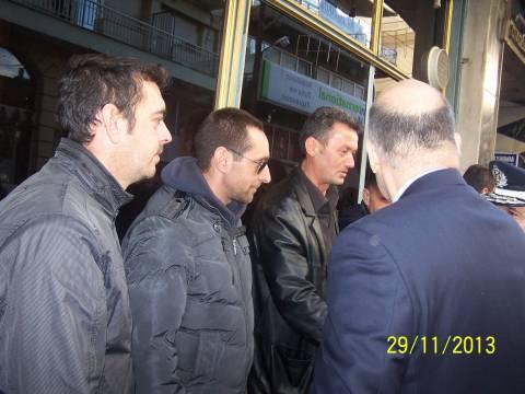 Συνεχάρη ο Δένδιας τους αστυνομικούς που συνέλαβαν τους δραπέτες