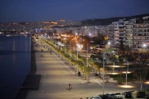 Θεσσαλονίκη: Εγκαίνια της νέας παραλίας με ποικίλες εκδηλώσεις