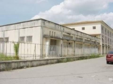 Μεσολόγγι: Στις πρώην αποθήκες καπνού οι υπηρεσίες της ΕΛ.ΑΣ.