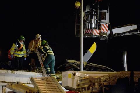 Γλασκόβη: Αυξάνονται οι νεκροί από τη συντριβή του ελικοπτέρου