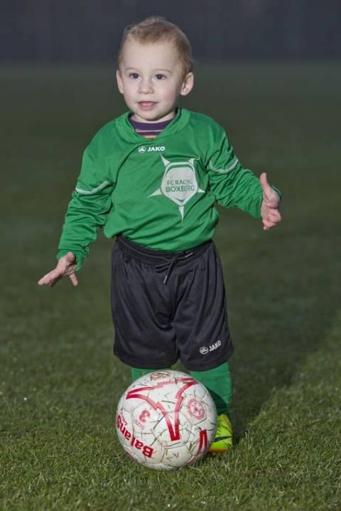Ο νεότερος επαγγελματίας ποδοσφαιριστής είναι 20 μηνών!