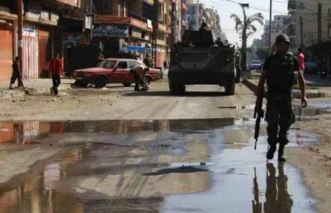 Αιματηρές συμπλοκές στο βόρειο Λίβανο