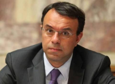 Χ. Σταϊκούρας: Έχουμε τους υψηλότερους φόρους στην ευρωζώνη