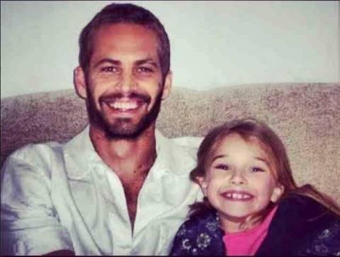 Ραγίζουν καρδιές: Συγκλονίζει το μήνυμα της κόρης του Paul Walker!
