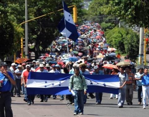Ονδούρα: Διαδηλώσεις για τα αποτελέσματα των εκλογών