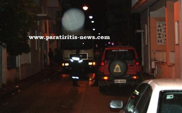 Άργος: Οι πρώτες εικόνες από το υπόγειο που πνίγηκε η γυναίκα