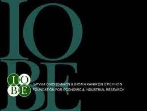 ΙΟΒΕ: Αμετάβλητος ο δείκτης οικονομικού κλίματος τον Νοέμβριο