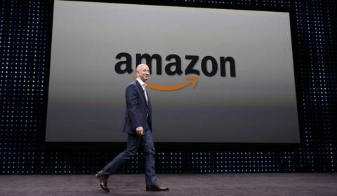 Amazon: Νέο σύστημα διανομής