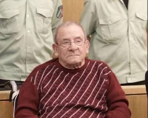 Πέθανε ο ναζιστής εγκληματίας πολέμου Χάινριχ Μπέρε