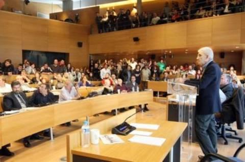 Ισχυρή δημόσια ραδιοτηλεόραση στη Θεσσαλονίκη ζητά το δημ. συμβούλιο
