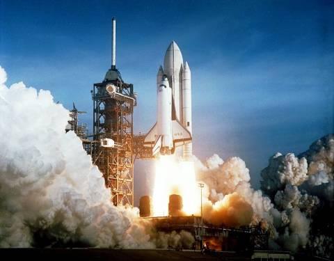 Δείτε σε αργή κίνηση τη διαδικασία εκτόξευσης του Altantis!
